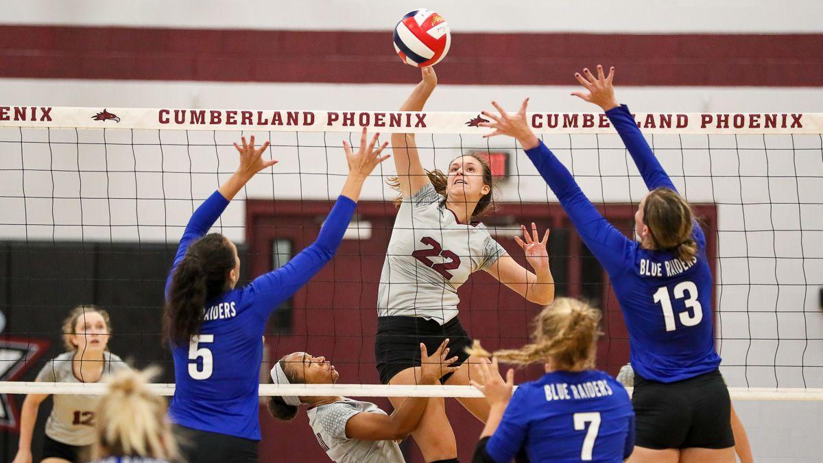Women's Volleyball drops heartbreaker to #10 Lindsey Wilson