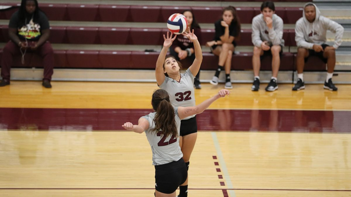 Women's Volleyball defeats Shawnee State, 3-1