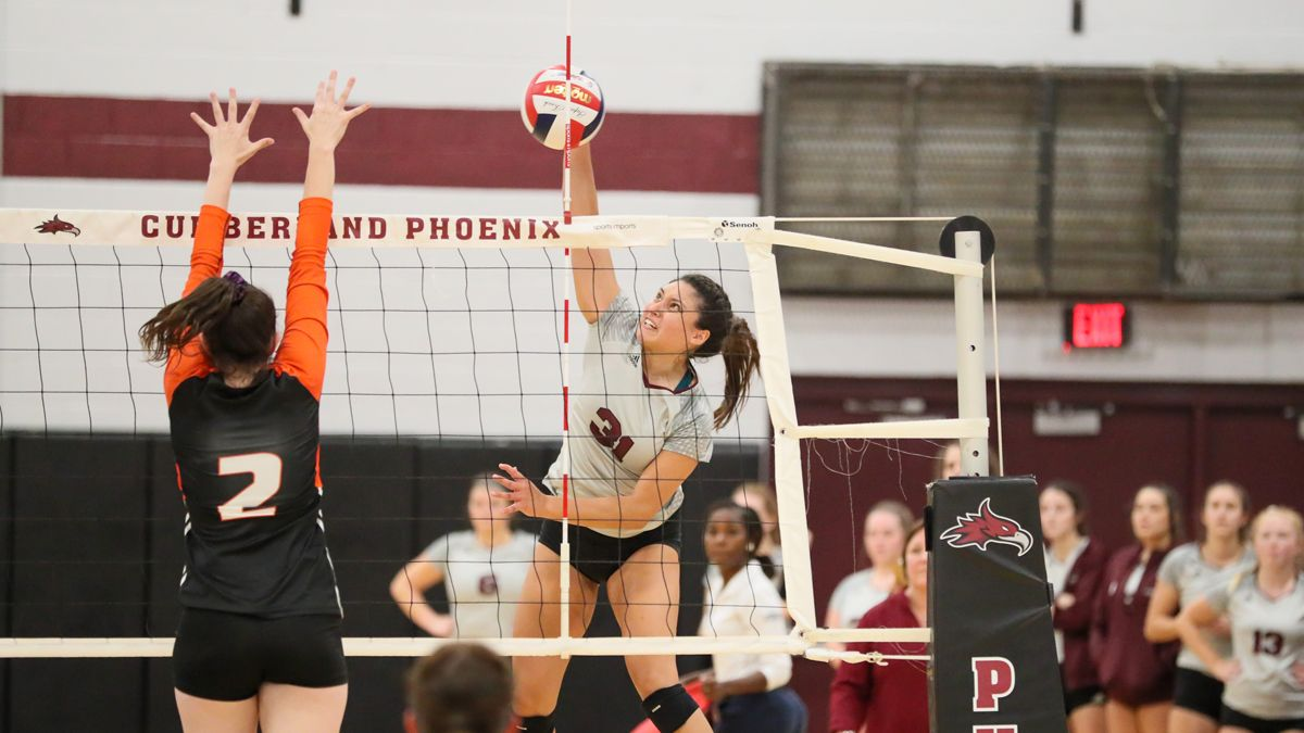 Women's Volleyball ends regular season with 3-0 win at Pikeville