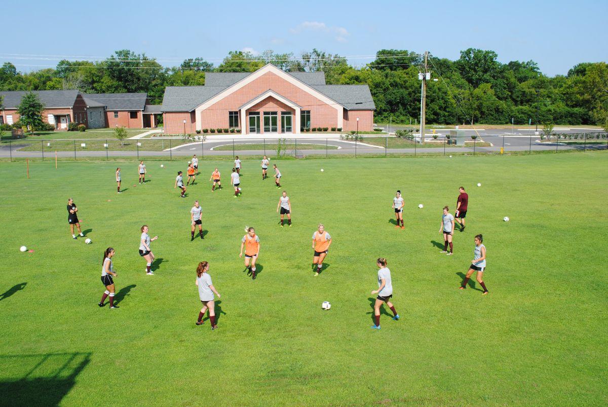 Soccer-Practice