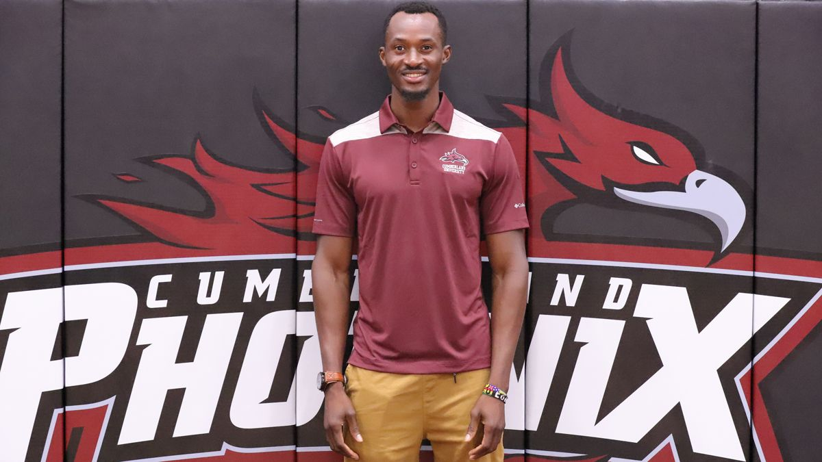Nyamadi hired as Assistant Track and Field Coach