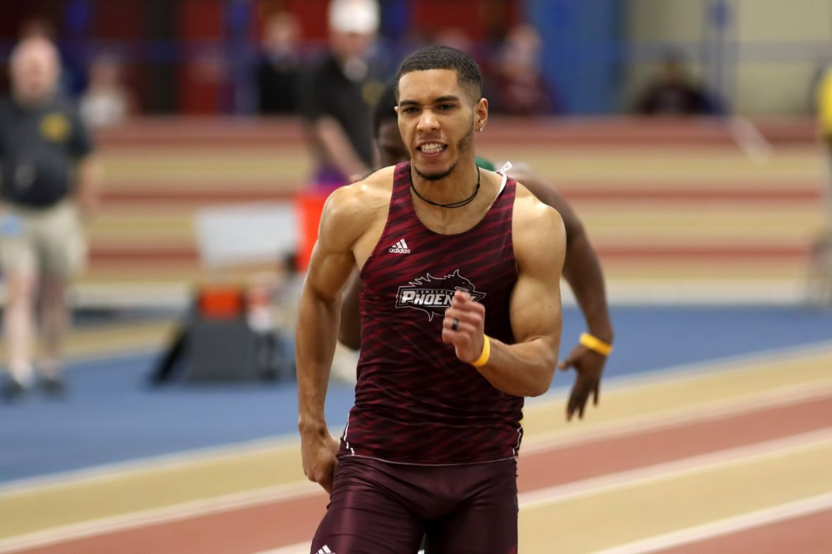 Williams named to MSC Men's T&F Champions of Character team