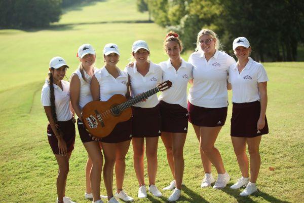 Cumberland Women's Golf wins Music City Invitational; Nutu takes first individually