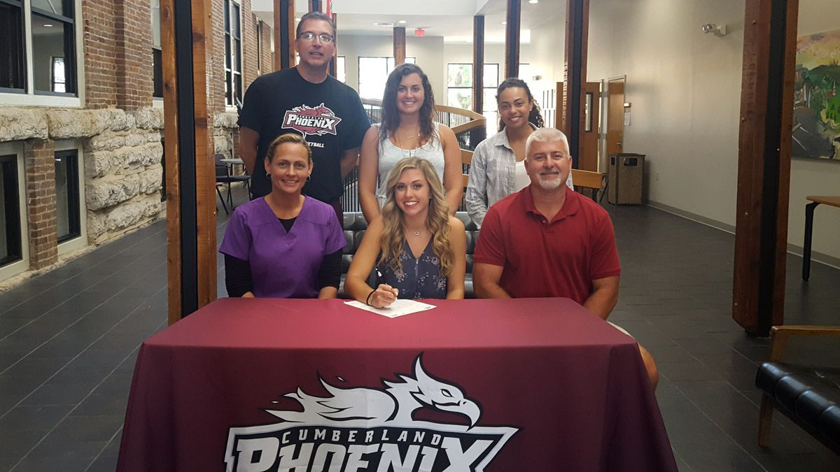 Friendship's Pittman signs with CU women's hoops