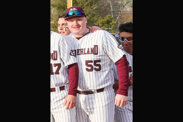 Richards named to MSC Baseball Champions of Character team
