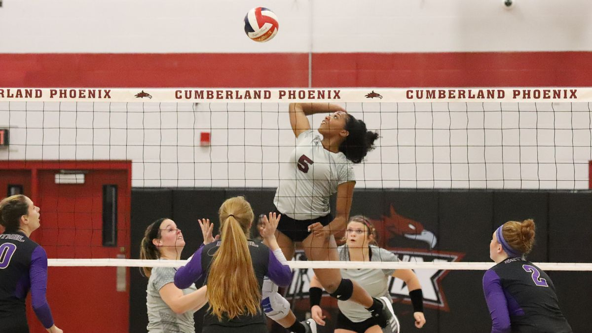Volleyball drops match to Bethel