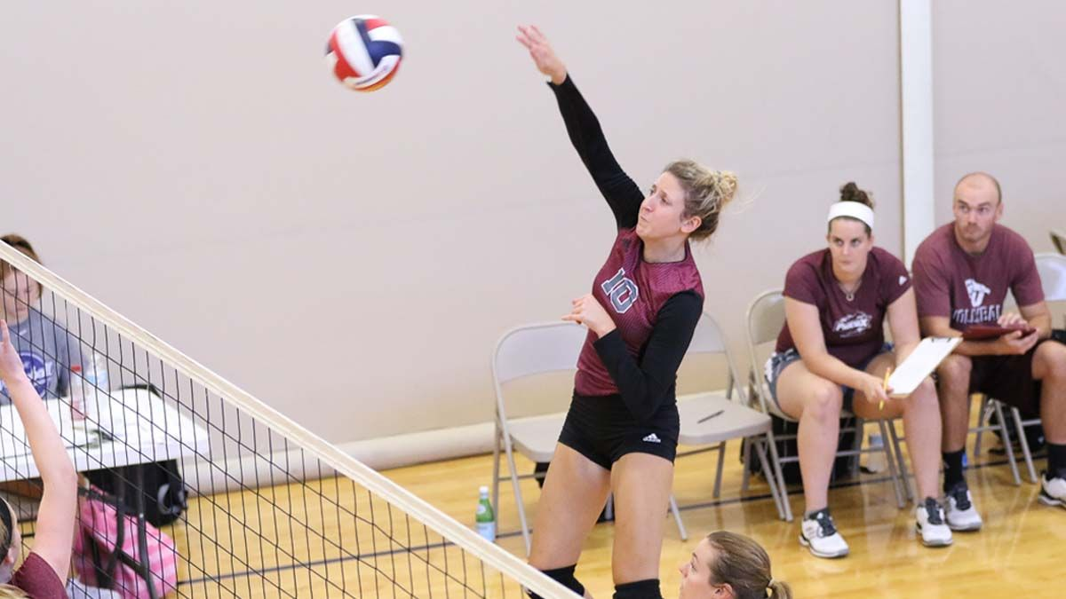 Volleyball drops Friday matches at MSC Crossover Challenge