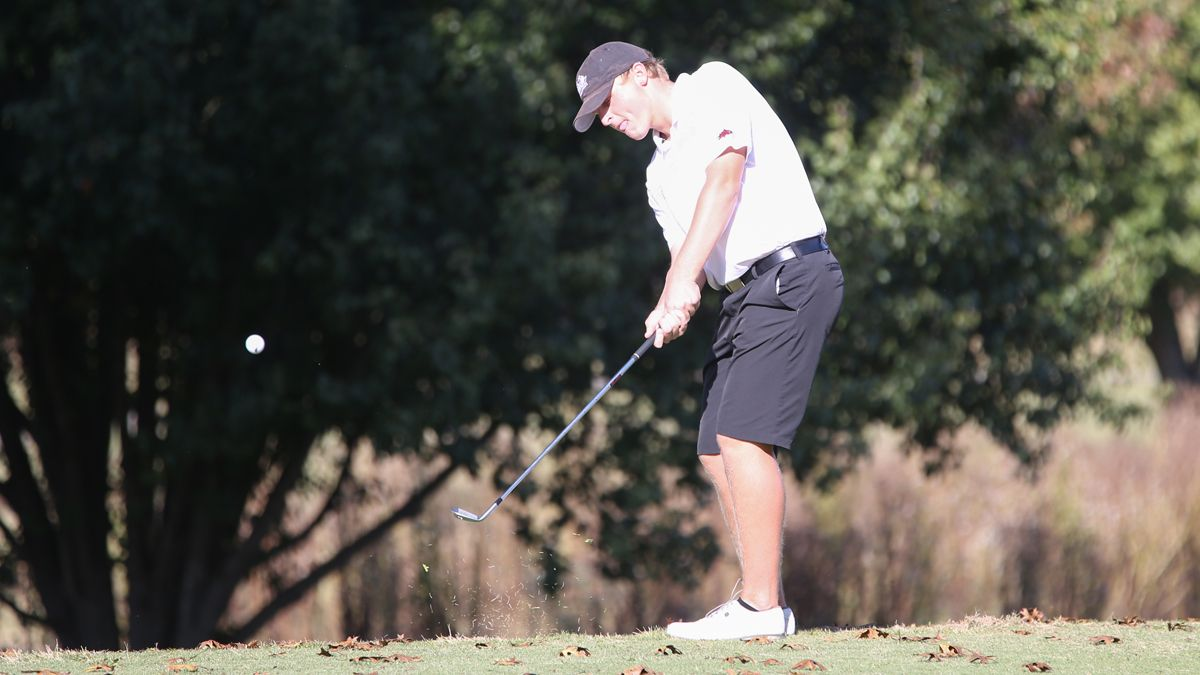 Steeger cards 71, CU leads by three at Bill Sergent