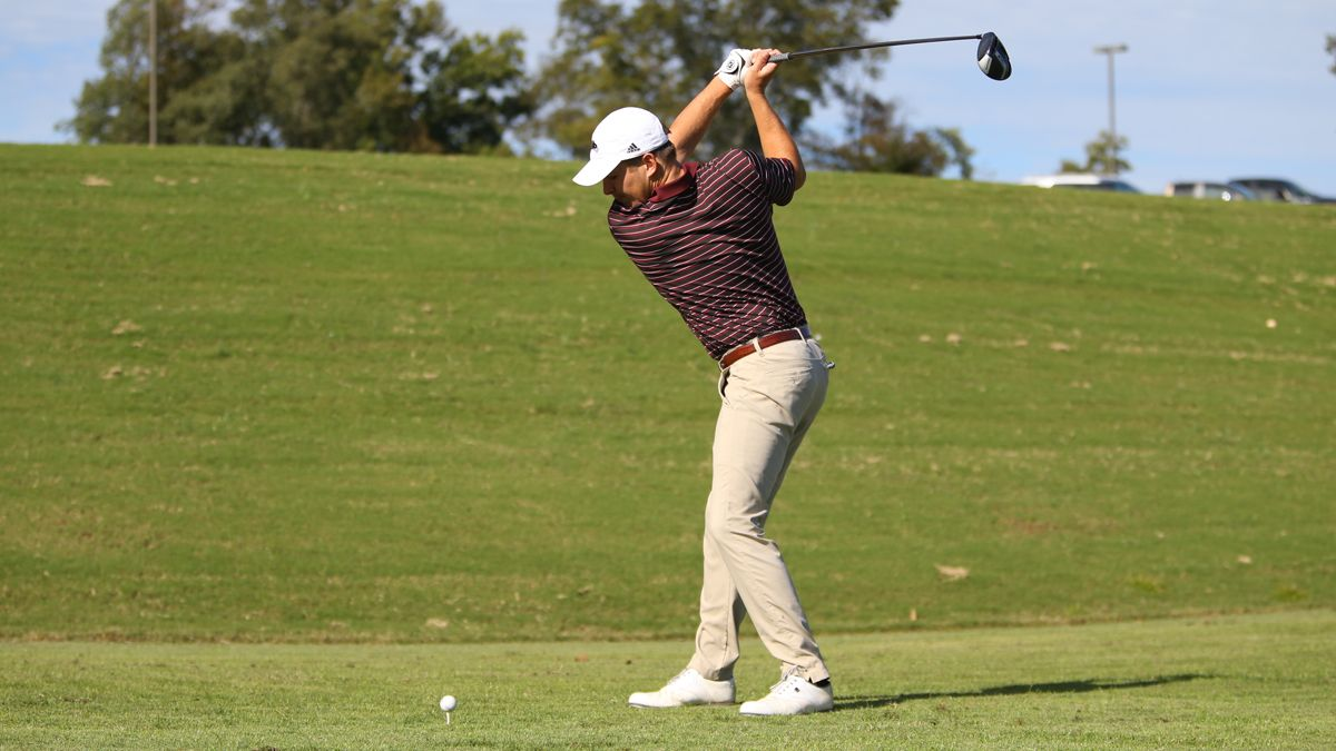 Henderson cards 72, Gaddes 74 for CU men's golf