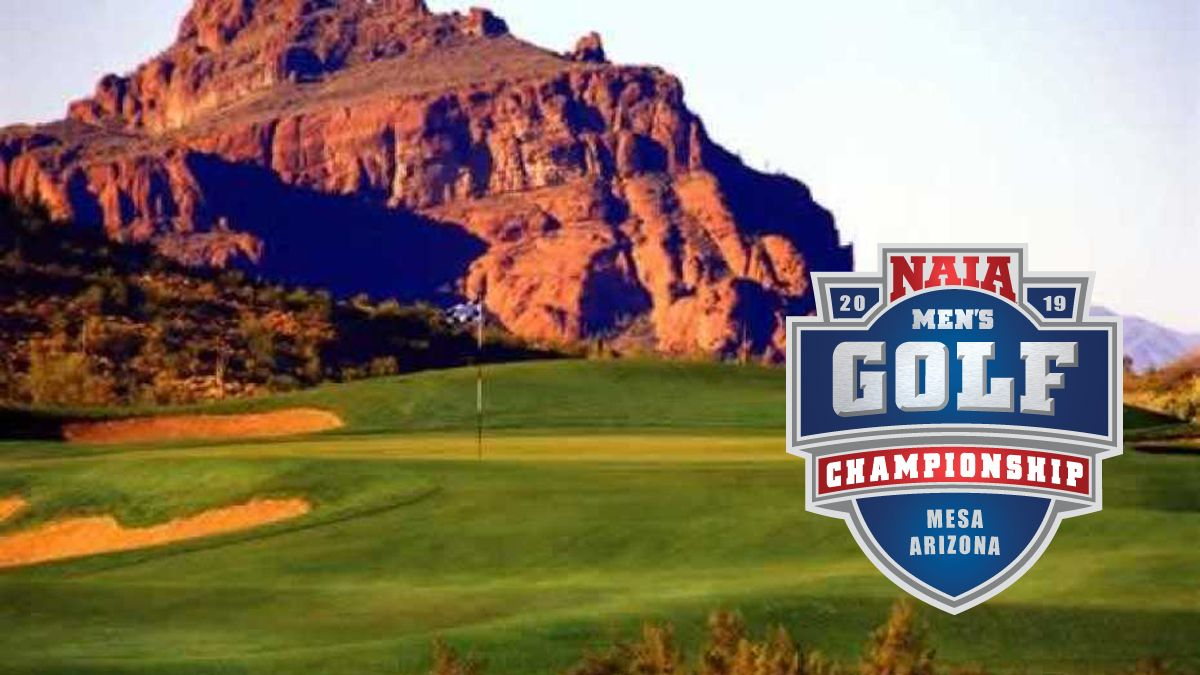 Men's golf tee times set for first two rounds at NAIA Championships