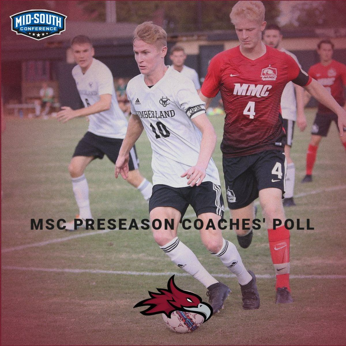 Phoenix Men's Soccer selected Seventh in MSC Preseason Coaches' Poll