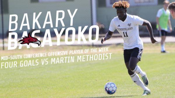 Bagayoko garners second MSC Player of the Week accolades this season