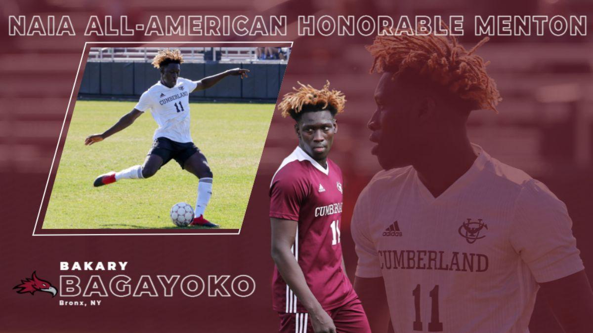 Bagayoko garners NAIA All-American Honorable Mention