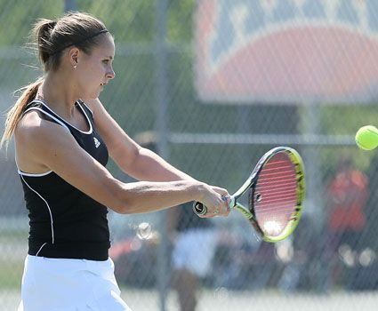 Tennis opens fall at Campbellsville Classic