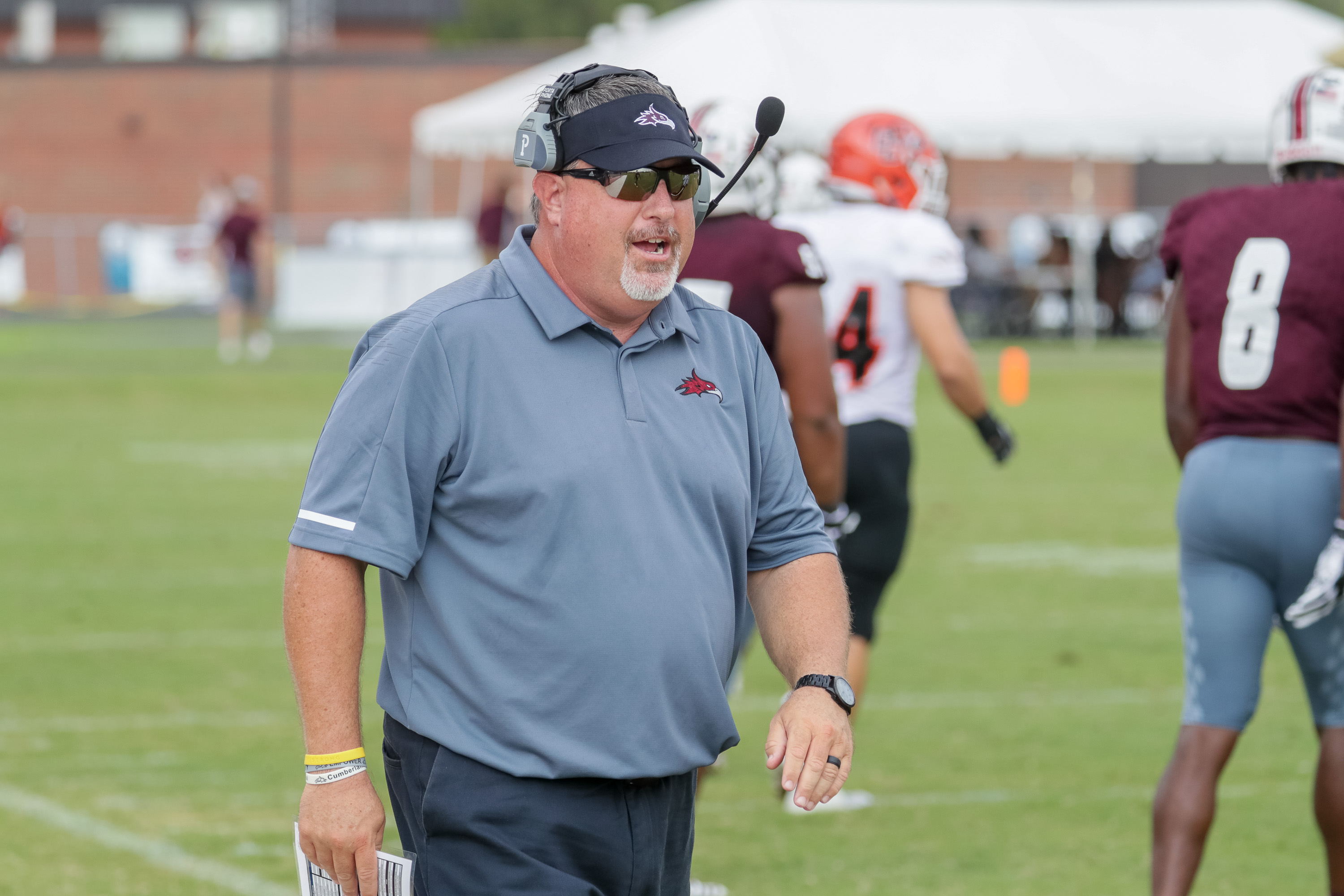 Football picked seventh in Bluegrass Division