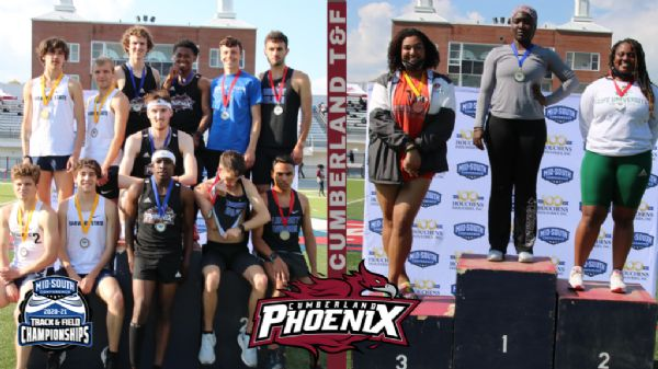 Men's T&F in second, Women in fourth at MSC Championships