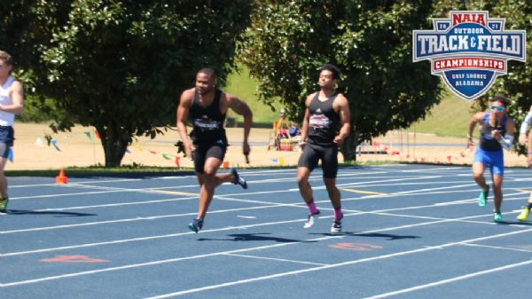 Phoenix T&F competes on the first day of the NAIA National Championships