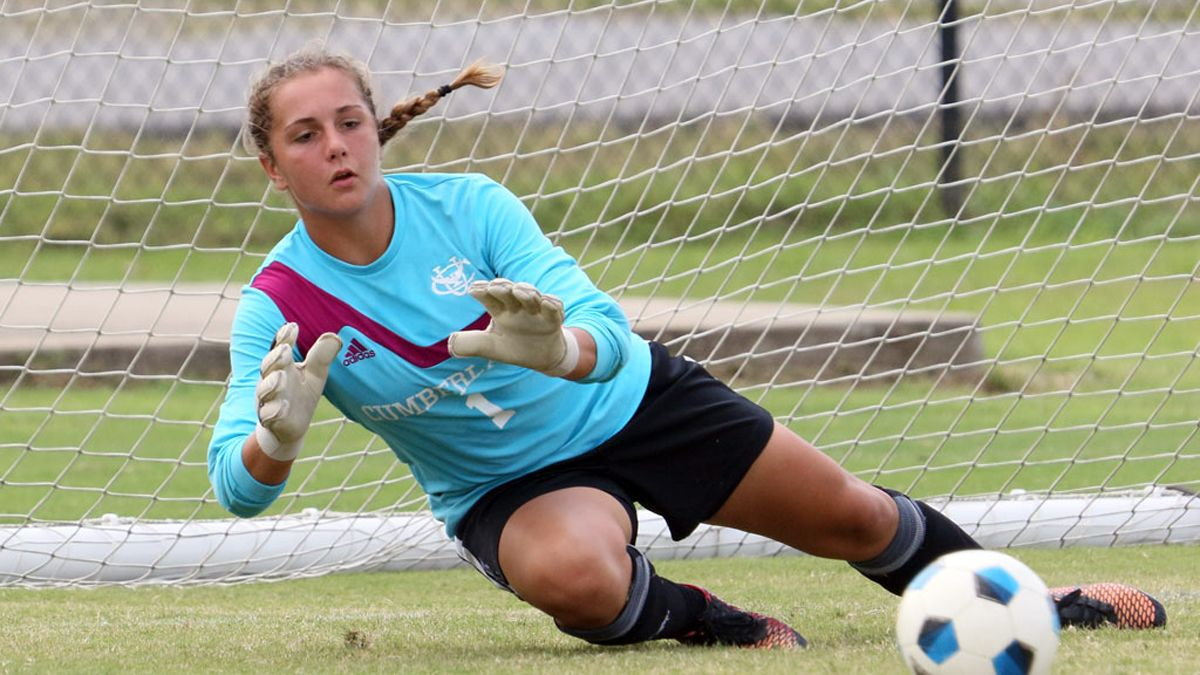 Mobile takes 2-0 win over women's soccer