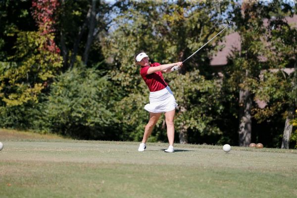 Women's Golf in Second Place after Day One of the MSC Fall Preview