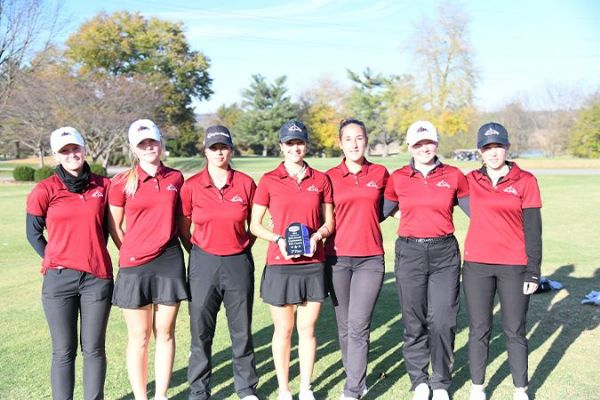 Women's Golf finish Second at the MSC Fall Preview