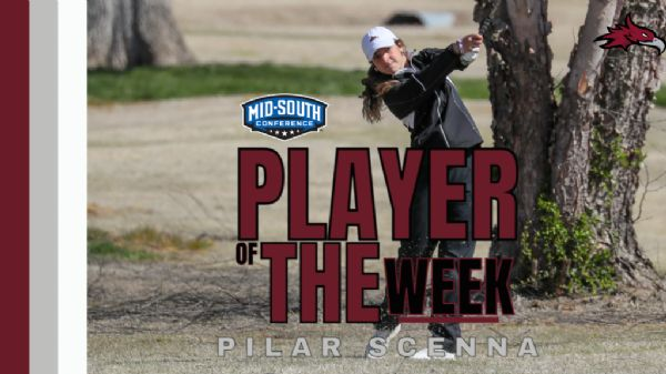 Scenna Named MSC Women's Golfer of the Week