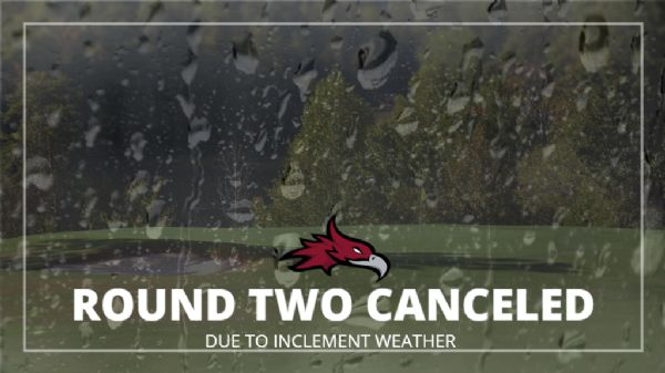 Rain cancels Round Two; Women's Golf finishes Second