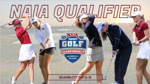 Women's Golf earns an at-large berth to NAIA Championships