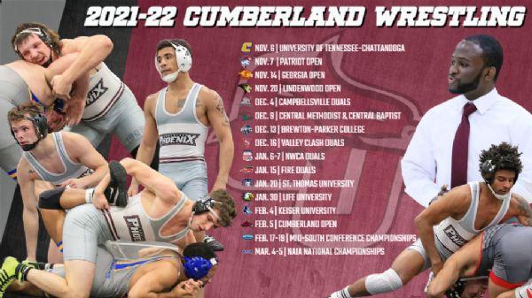 Wrestling announces 2021-22 schedule