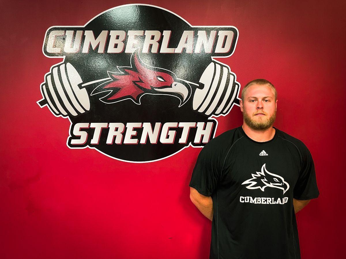 Cumberland hires Austin Dillard as Director of Sports Performance