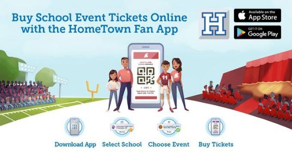 Hometown Ticketing Launches app for Buying Tickets