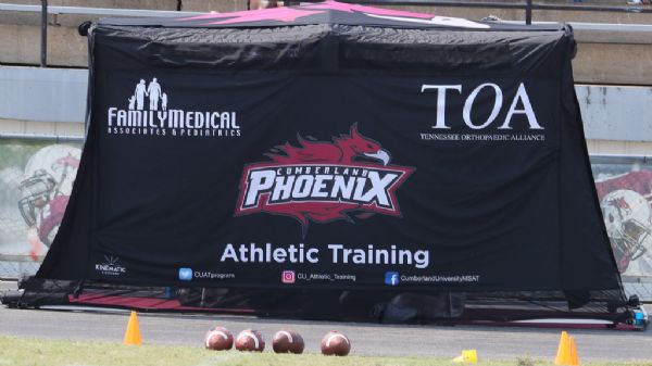 Athletic Training pleased to announce new Medical Tent