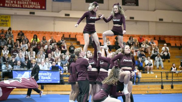 Cheer and Dance set for Virtual Tryouts