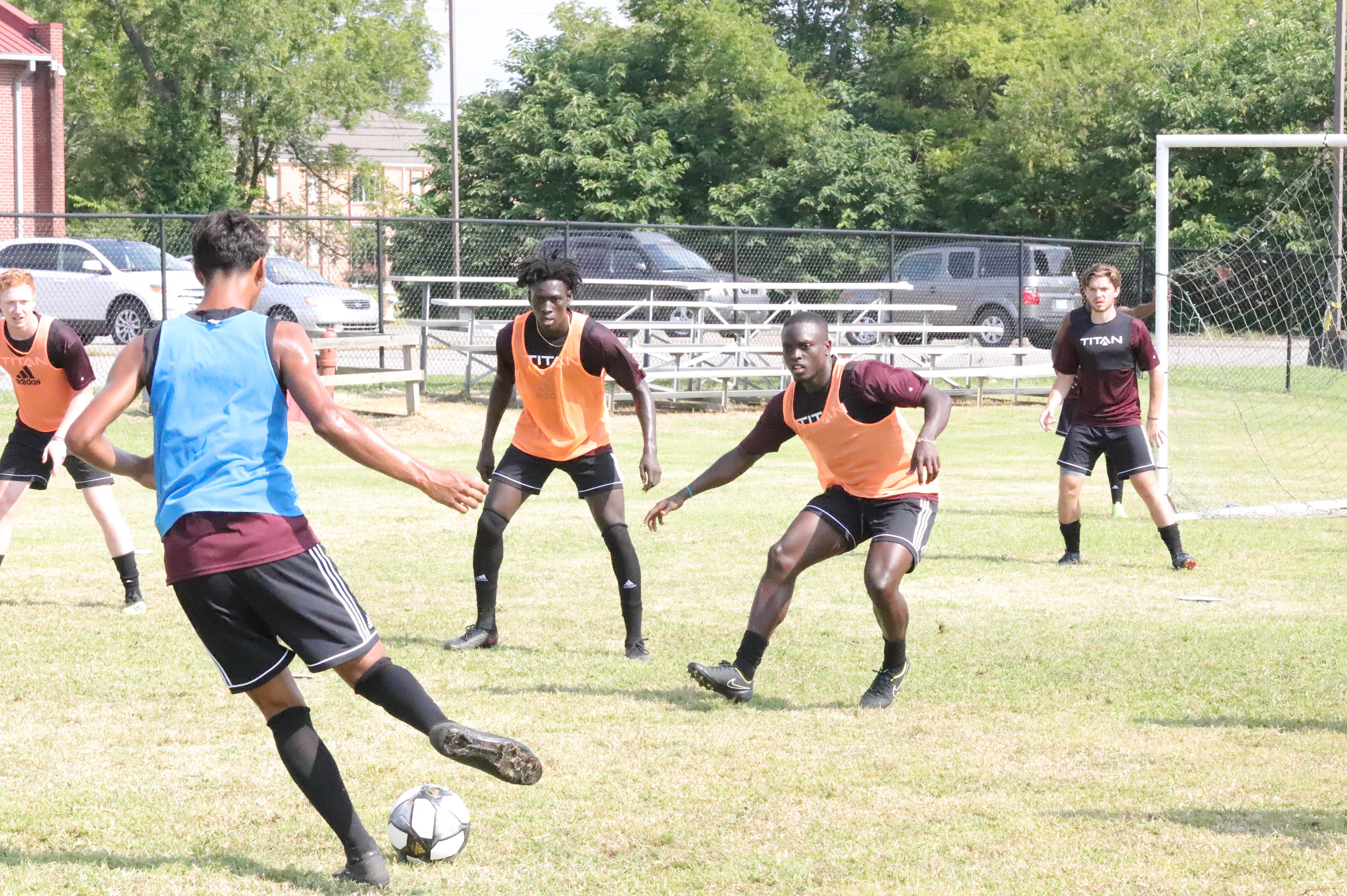 Men's Soccer Selected Second in MSC Preseason Polls