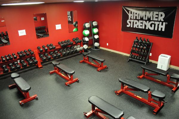 Cumberland Phoenix Sports Performance Center 5