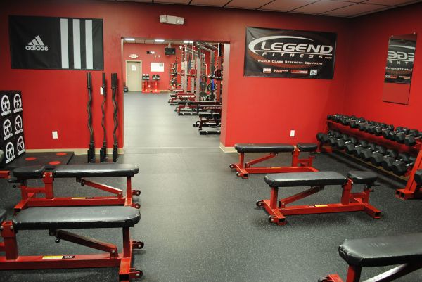 Cumberland Phoenix Sports Performance Center 4