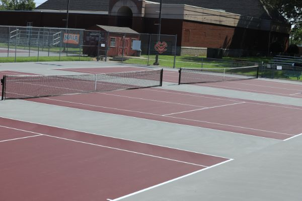 Tommy Gray Memorial Tennis Courts 1