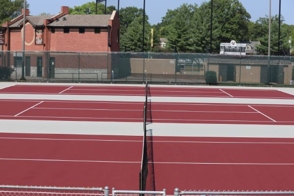 Tommy Gray Memorial Tennis Courts 2