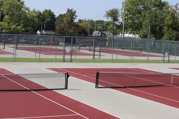 Tommy Gray Memorial Tennis Courts 3