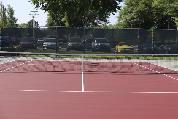 Tommy Gray Memorial Tennis Courts 4