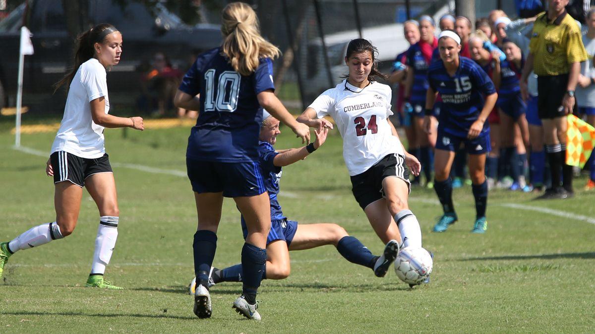 Holloway, Aplin each score twice for CU women in victory