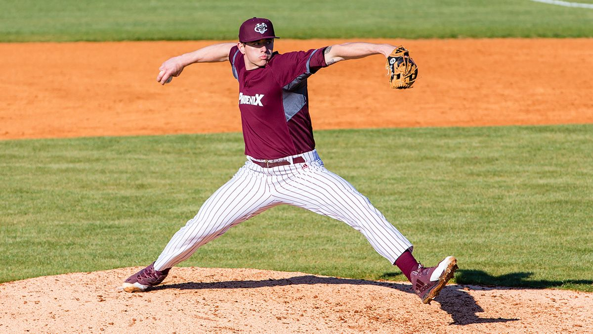 Langer earns MSC Pitcher of the Week honors