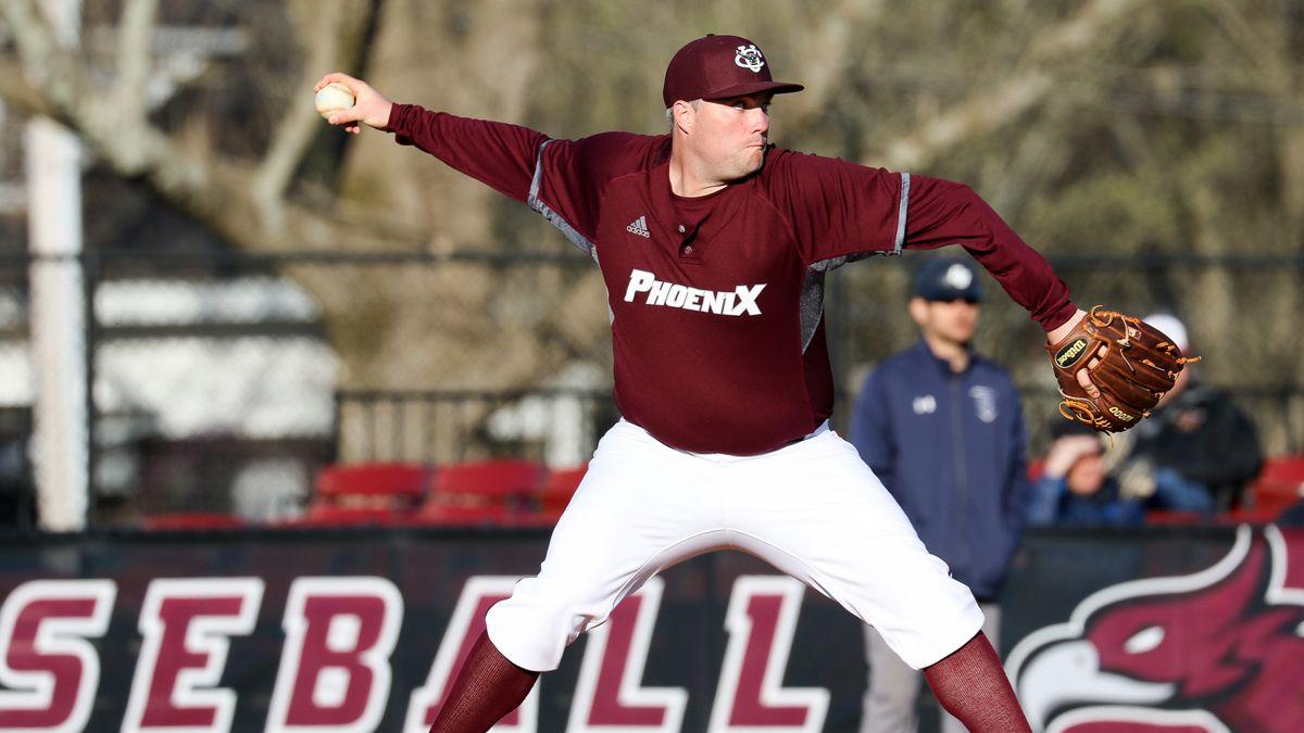 CU baseball splits twinbill at Talladega