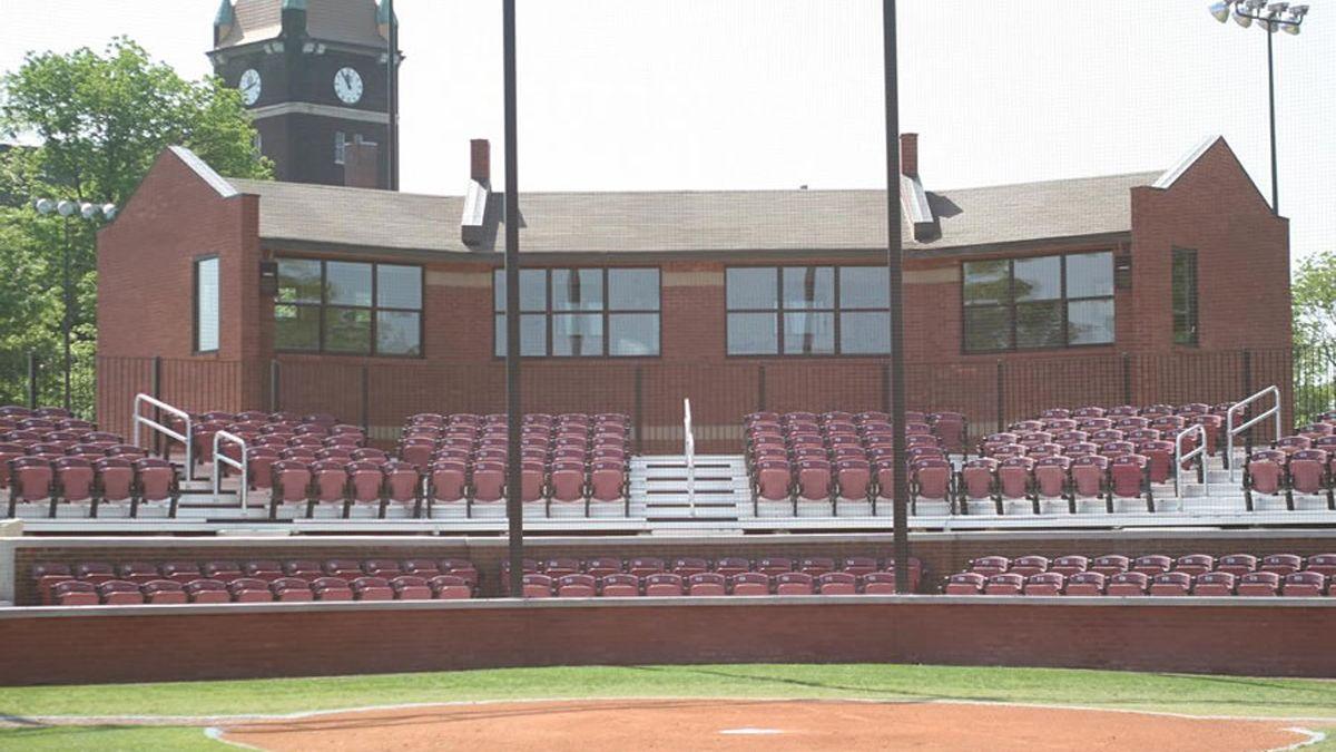 Overnight rain causes baseball schedule alteration