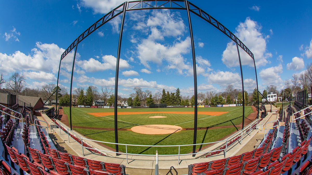 Baseball schedule altered for week