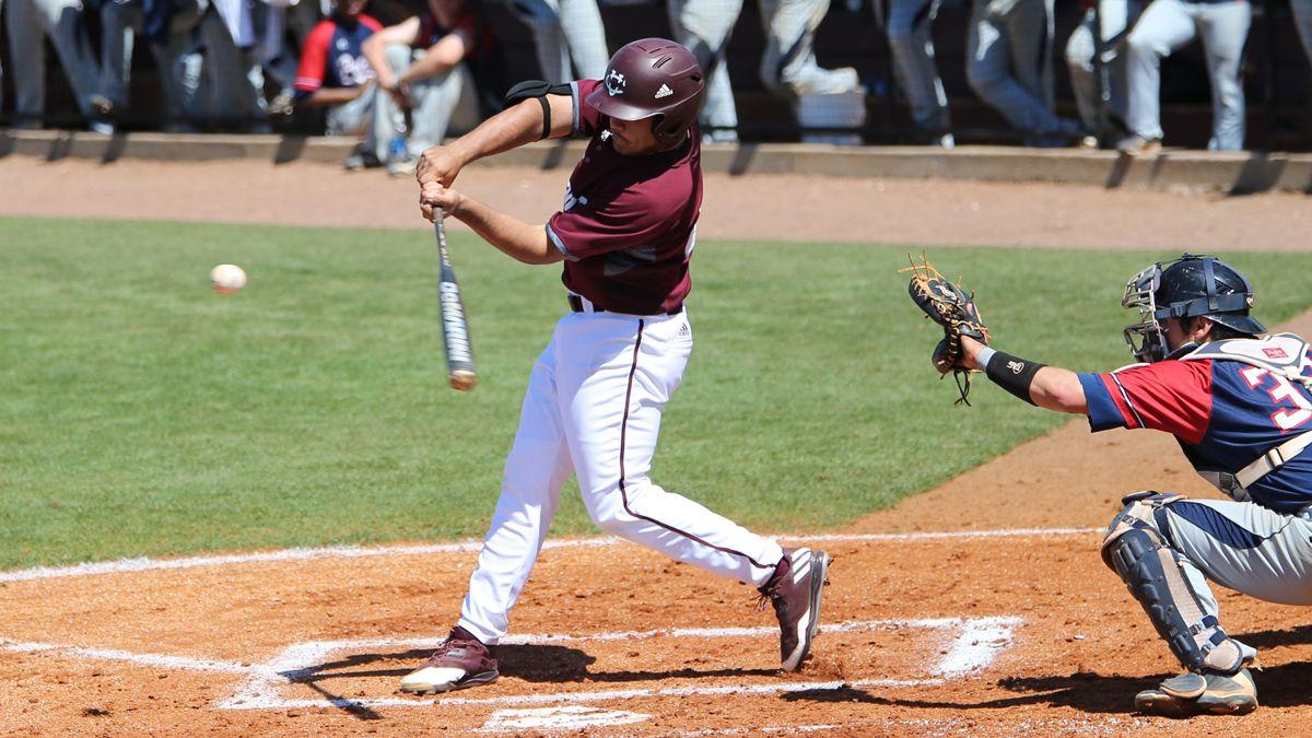Big inning helps baseball hold off Gwinnett, 9-8