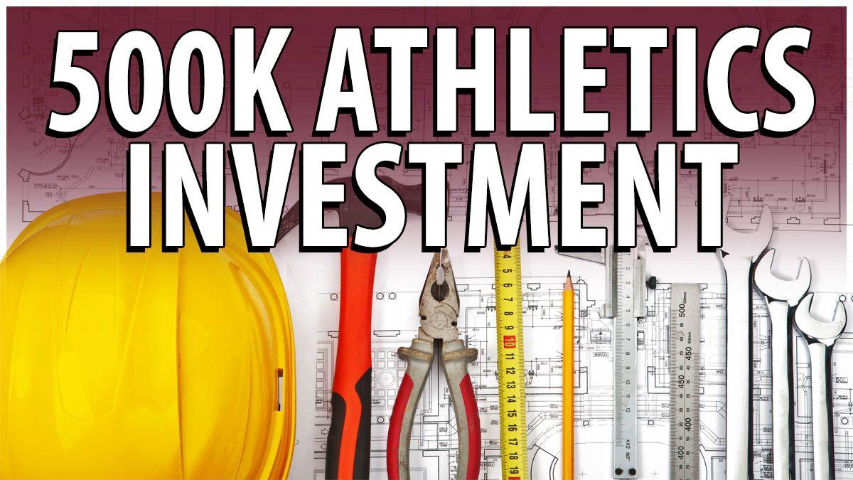 Cumberland announces 500K Athletic Investment campaign