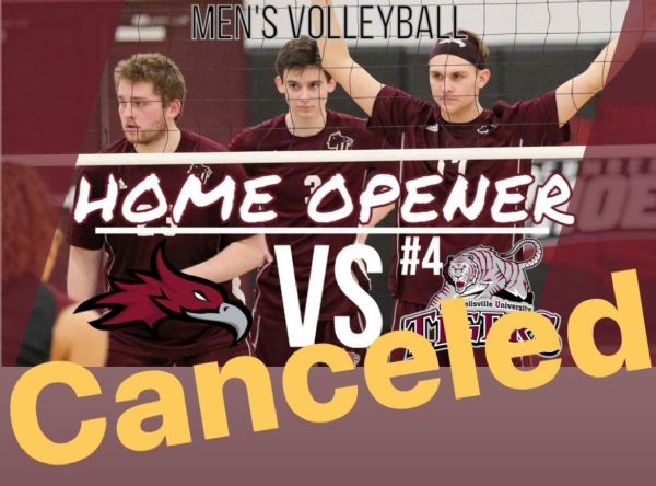 MVB match vs. #4 Campbellsville postponed.