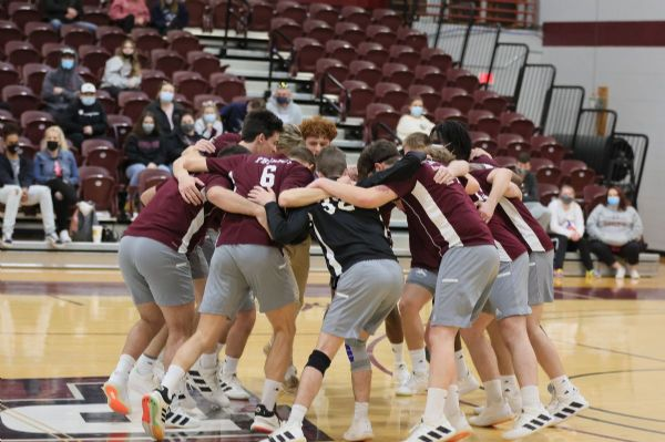 Cumberland Men's Volleyball Season Ends due to COVID-19 protocols