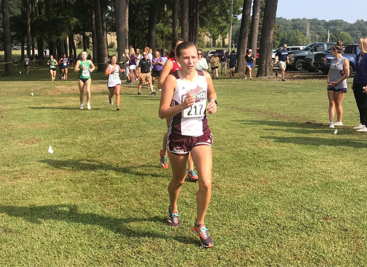 Women's XC place 31st in Louisville Classic
