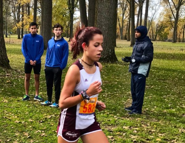Women's XC place 22nd at Great Lakes Invitational